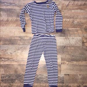 Carters size 4T Striped PJS